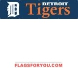 Tigers Banner 8' x 2'