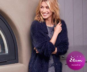 Nu bij Miss Etam: Truien & vesten Miss Etam korting 25%  Bij Miss Etam vind je iedere dag nieuwe damesmode. #mode #fashion #korting #kleding