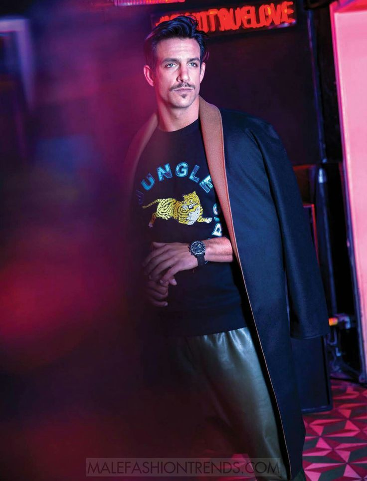 Joaquín Ferreira By Turner & Palma For Maxim México