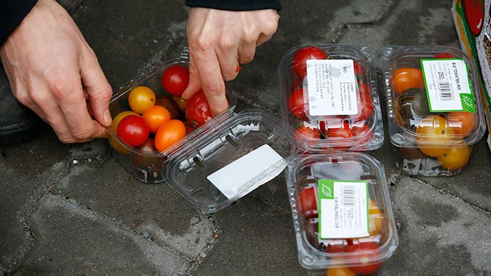 France says goodbye to all that food waste... Seems like North America could learn something.