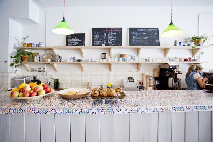 Café Bloom à Pointe-Saint-Charles