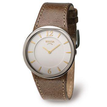 3161-09 Boccia Titanium Watch
