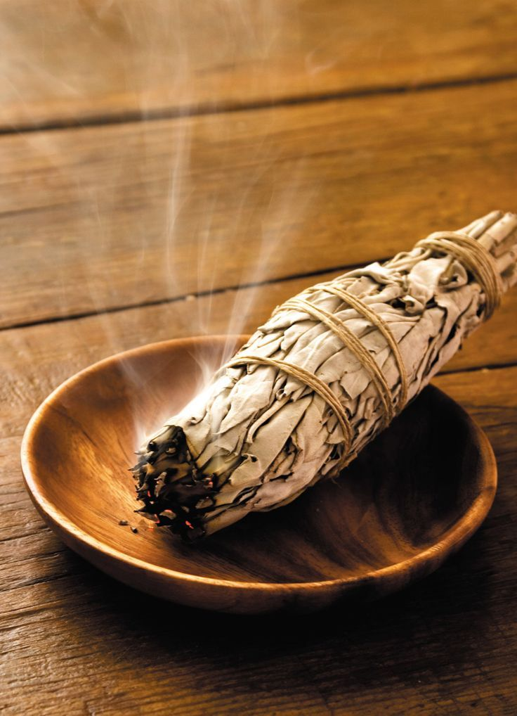 Burning Sage will repel mosquitos and other pests.And it down right smells heavenly