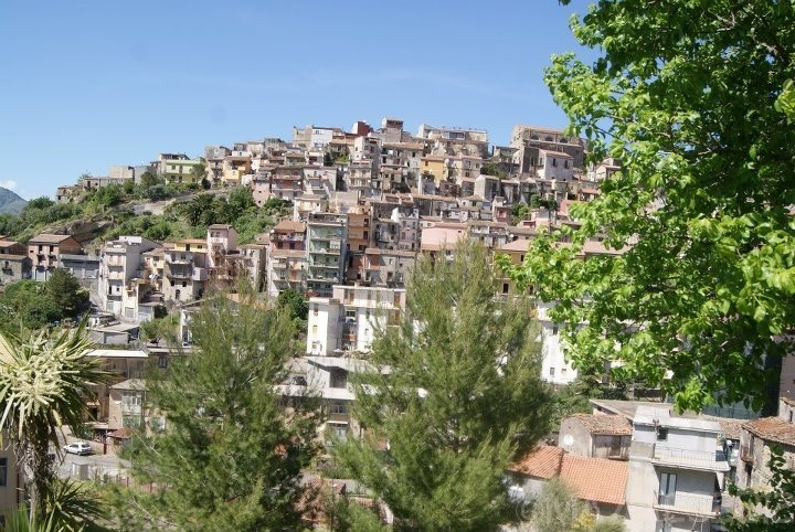 The old beautiful village on the northern slopes of Mt. Etna - Castiglione, Catania, Sicily. copyright mazpics 2012