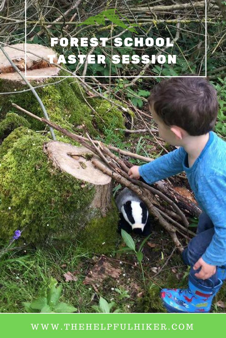 Forest school is a great way to build confidence in children. It teaches them to understand risk, make informed decisions and use their own judgement. A taster session is a fantastic way to try some activities and discover the benefits of Forest School for both children and parents
