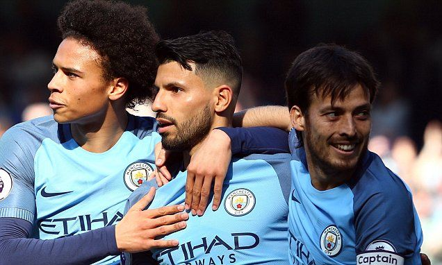 Man City boss Pep Guardiola lavishes praise on David Silva