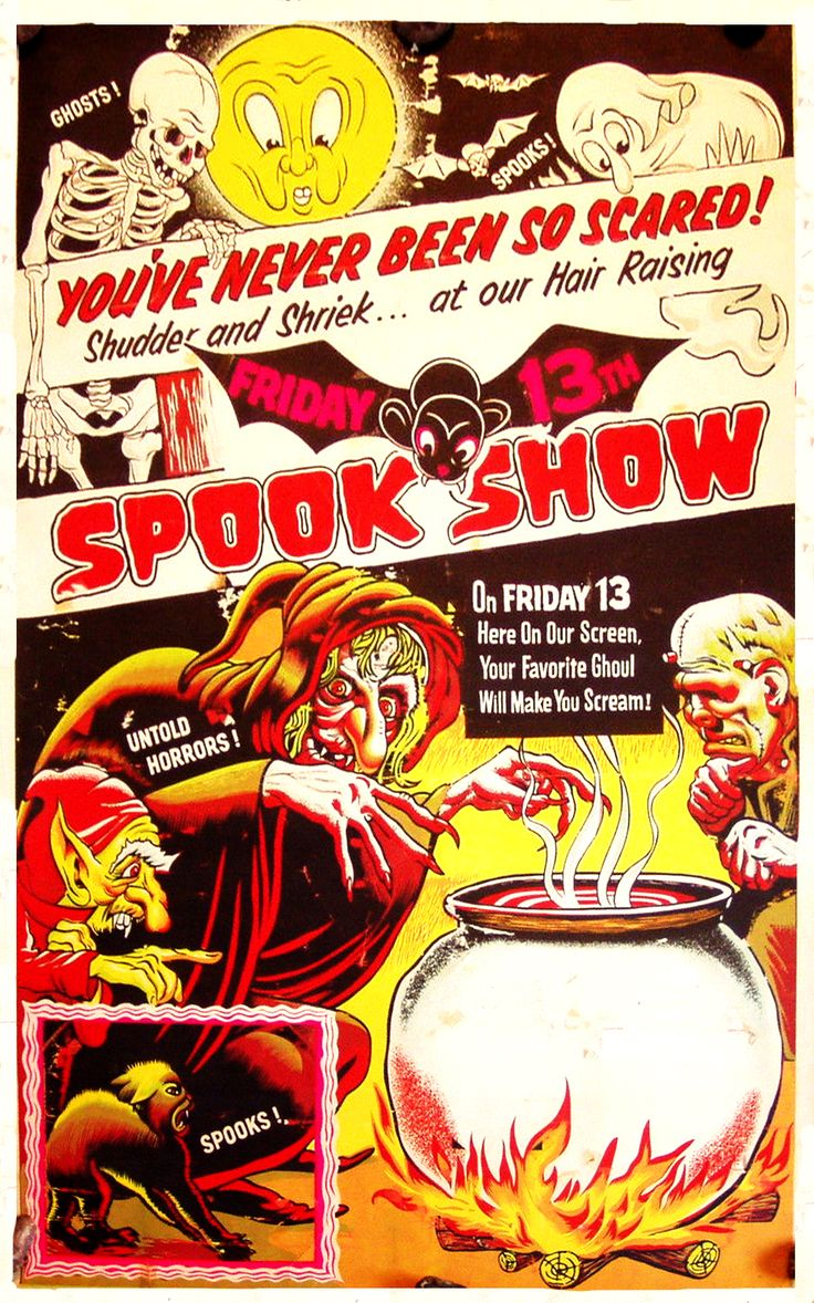 28 Best Images About Vintage Horror Ads On Pinterest At