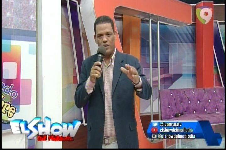 Frank Santana en Los Deportes: Caso José Fernandez, lamentable confirmación