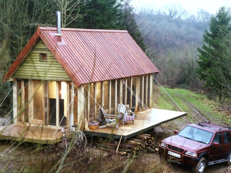 23 Best Tiny House Porches Exterior Steps And Ramps