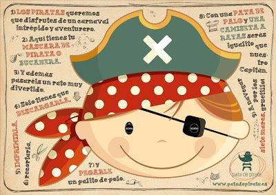 carnaval careta máscara diy manualidades handmade carnival mardi gras custome mask pirata pirate capitán peques niños