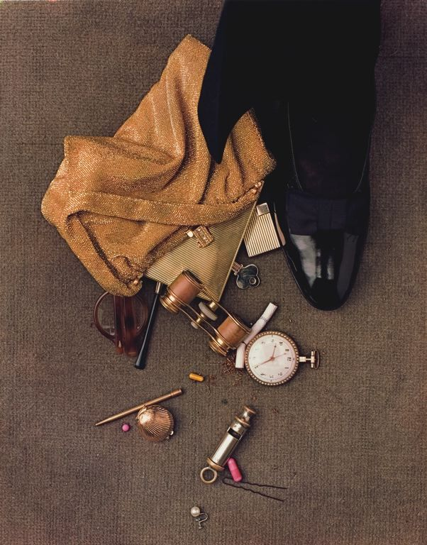 Theater Accident, New York (1947) by Irving Penn