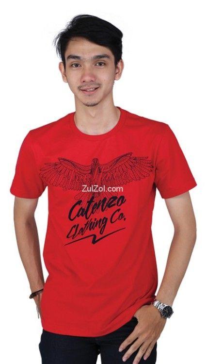 Kaos pria CTN 17-510 adalah kaos pria yang nyaman untuk dipakai...