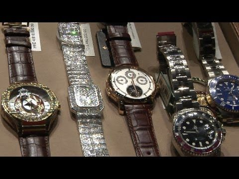 In Asia, a watch is more of a status symbol than a time-piece. Some  advertisers use the watch you wear to assess your social standing. We take a trip inside a VIP watch-shopping room to look at what makes a watch go for hundreds of thousands of dollars or more