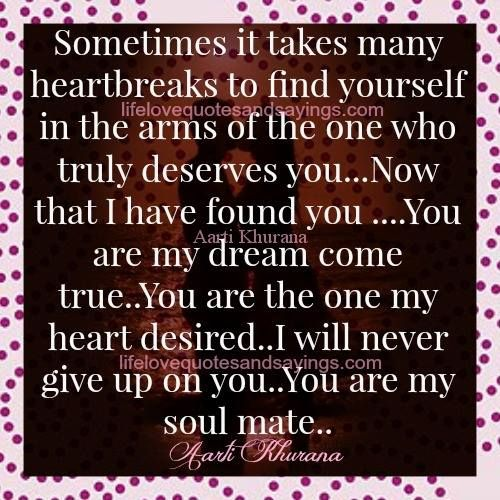 Love Finds You Quote: 1000+ Ideas About Dream Come True On Pinterest