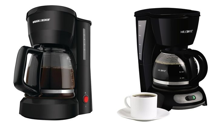 Top 5 Best Coffee Makers Reviews 2016 Cheap Coffee Makers  I put links to each Coffee Makers reviews at my web site in the description So you can check out the other reviews at amazon.  1. Black & Decker DCM600B 5-Cup Coffeemaker Black http://amzn.to/29dehGr  2. Mr. Coffee DRX5 4-Cup Programmable Coffeemaker Black http://amzn.to/29hG476  3. Kitchen Selectives CM-6 1-Cup Single Serve Drip Coffee Maker Black http://amzn.to/29sOMOU  4. Black & Decker CM618 Single Serve Coffee Maker Black…