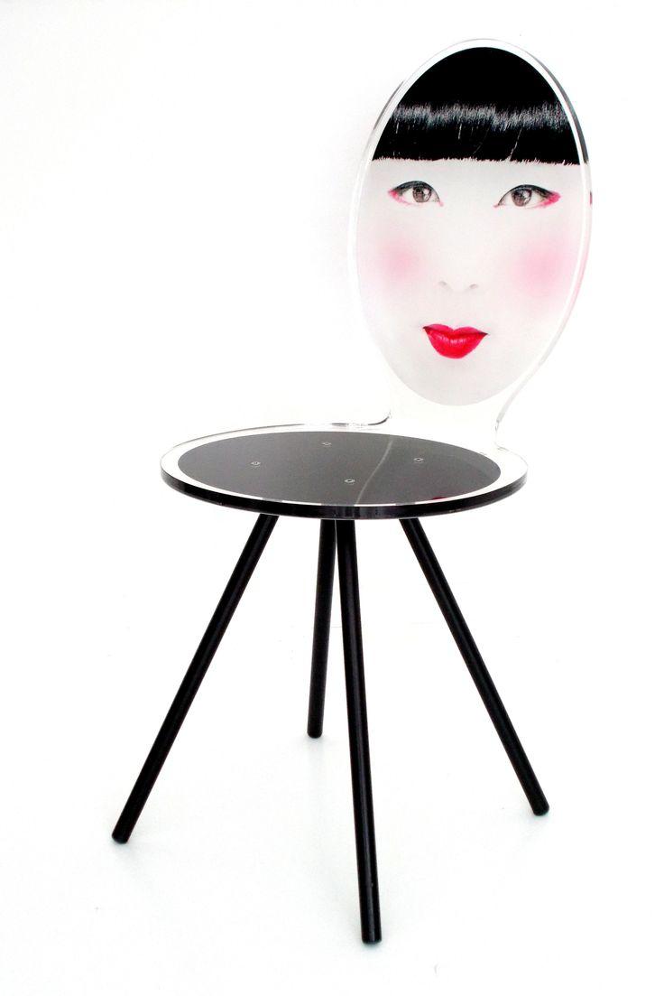 Asian Chair - Madame FUKI