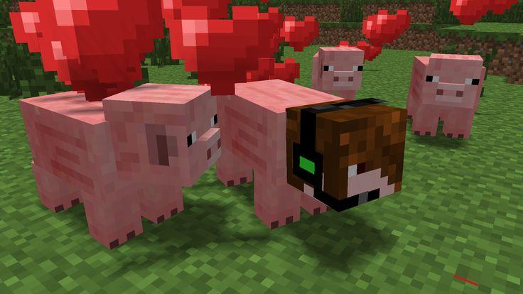 26 Complete Minecraft Pig Minecraft Pig Minecraft Pig
