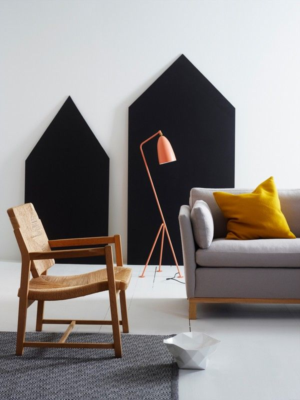kråkvik & d'orazio - emmas designblogg Les 2 maisons à faire soi-même!