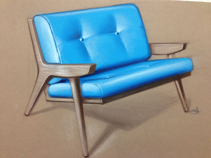 Modern chair (Jason White)
