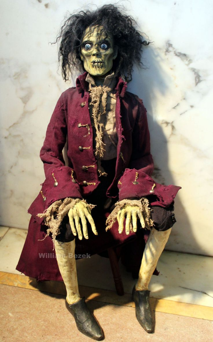 Billy Butcherson, the zombie from Hocus Pocus | A Boo ...
