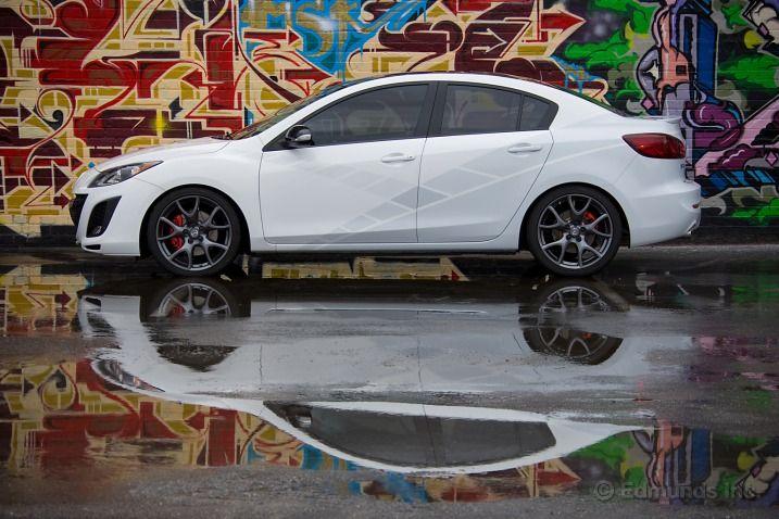 2010 Mazda 3 s Grand Touring SEMA Concept Sedan Picture