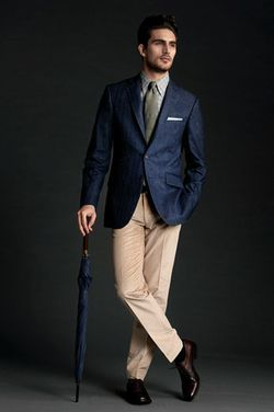 Scabal AW12 Lookbook