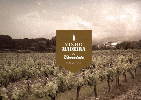 Evento Vinho Madeira & Chocolate on Behance