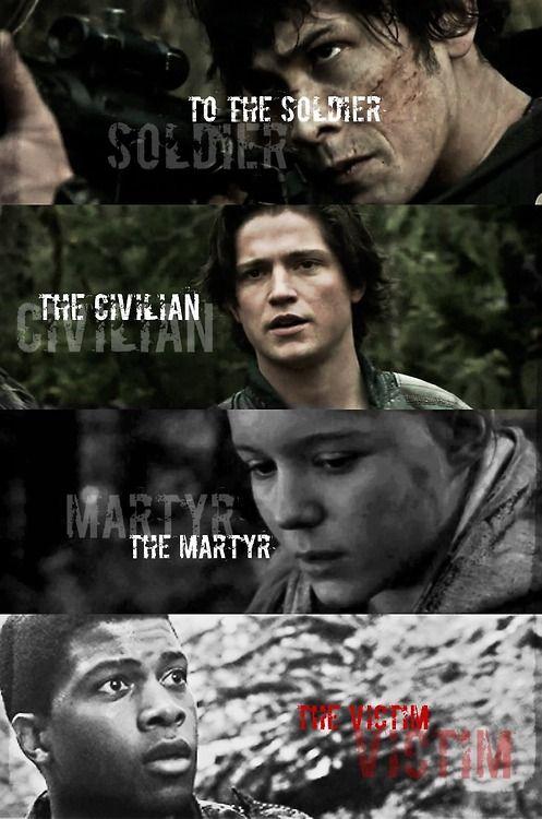 The 100 Bellamy, Finn, Charlotte & Wells The 100 (TV