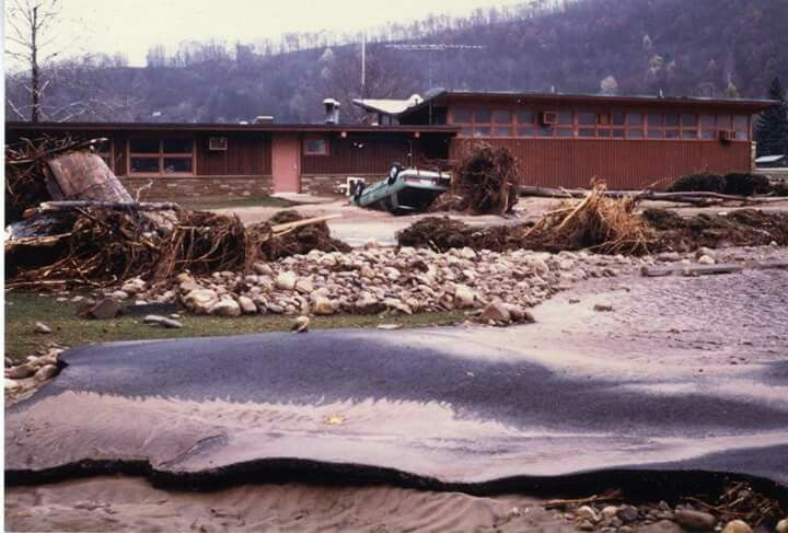 Flood of 1985