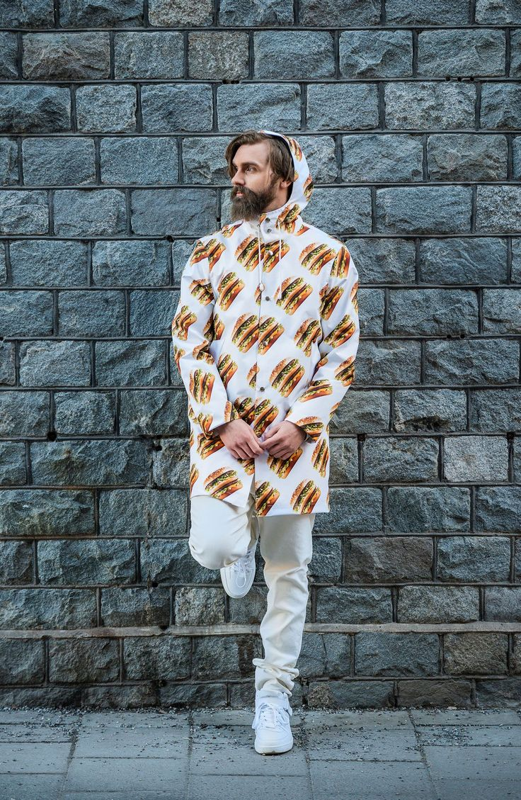 L'imperméable pour homme Big Mac