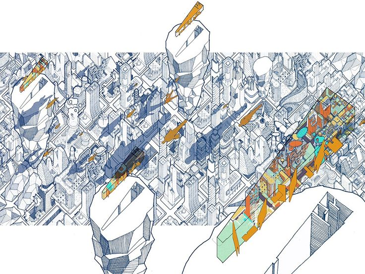 Architecture Drawing Competition 2014 5365 best architectural models, drawings, illustrations, diagrams