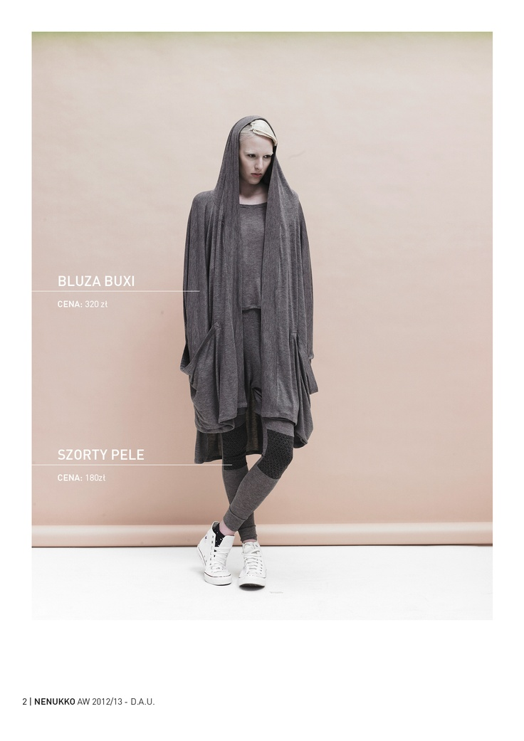 BUXI blouse PELE shorts D.A.U. D.A.U. collection   http://nenukko.com/shop/