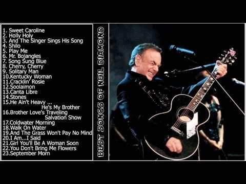 Best Songs Of Neil Diamond (Full Album HD) || Neil Diamond's Greatest Hits