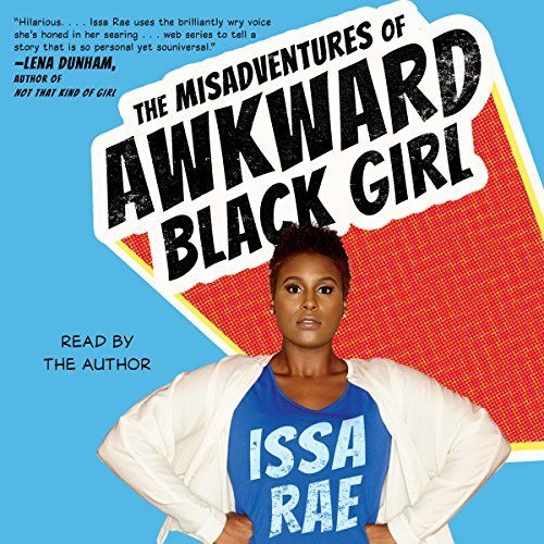 8 best black girl reads images on pinterest blogging book covers another must listen from my audibleapp the misadventures of awkward black girl fandeluxe Choice Image