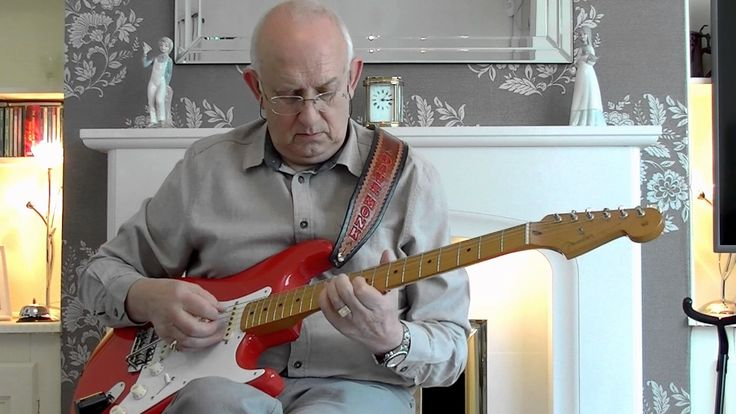 The Magic Waltz - Ernie Lamprell - cover by Dave Monk