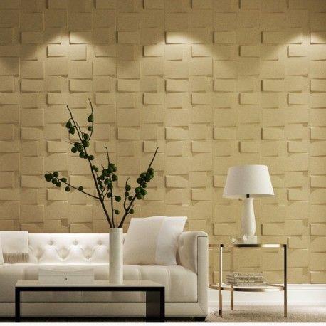 25 mejores im genes sobre paneles decorativos 3d en for Paneles para paredes interiores
