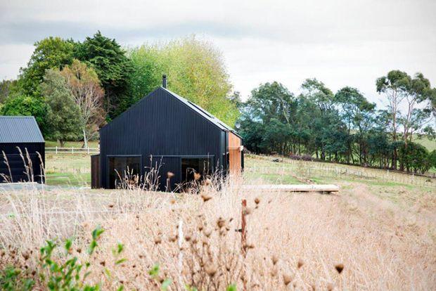 House Crush - Moderni lato Uudessa Seelannissa @ Asuntomessublogit modern barn