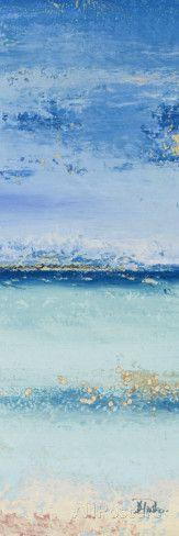 The Sea Panel I Affiches par Patricia Pinto sur AllPosters.fr