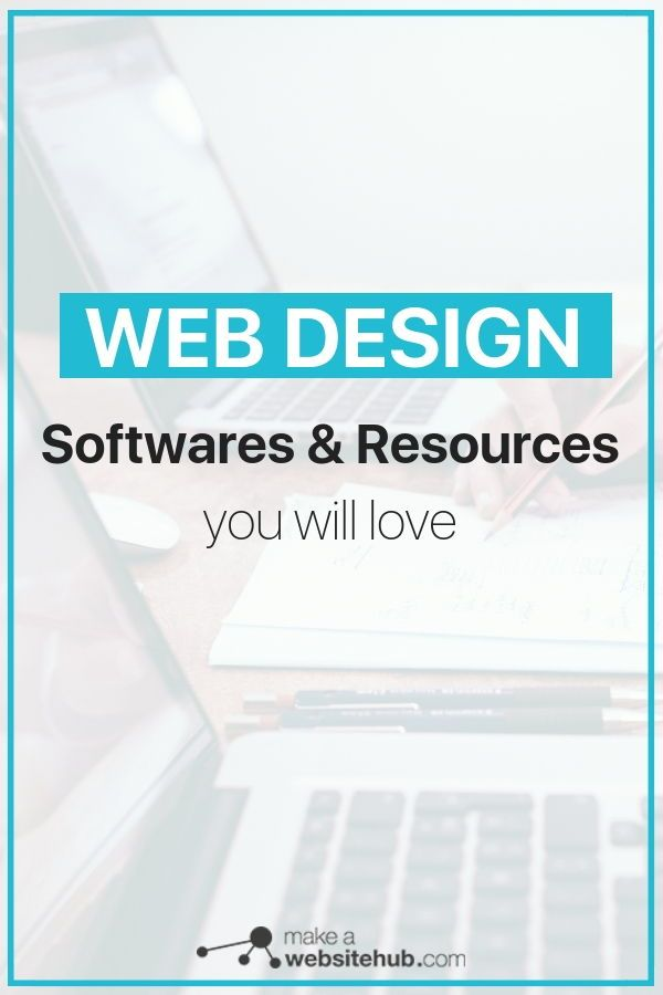 The Best Web Design Software Tools And Free Resources 2020 Web Design Software Web Design Tips Best Web Design