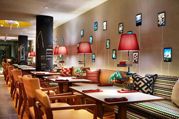 Philippe Starck delivers his signature showiness at the Millennial-minded M Social Singapore...