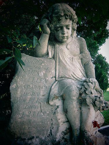Innocent Child, Tahlequah Cemetery, OK