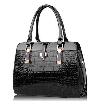 Blue Alligator Handbags Tote Bolsos Colores 2016 Famous Womens Luxury Bags  Ladies Bags Brands Handbag Brand