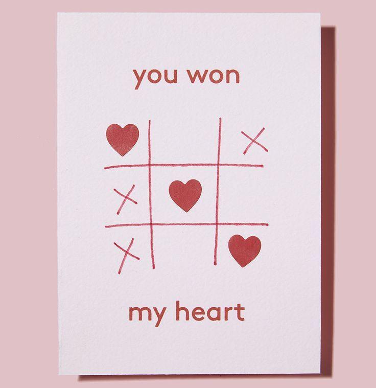 Ideen für kreative hausgemachte Valentinskarten