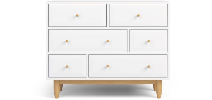 150 best drawers images on pinterest drawers rodeo and - Commode style scandinave ...