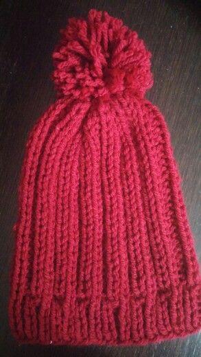 Βελονες σκουφακι...red...