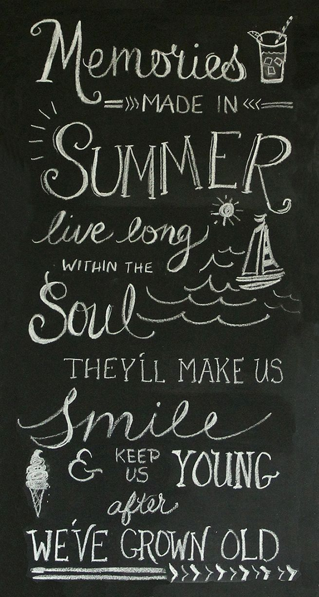 Chalkboard Designs Best 20 Summer Chalkboard Art Ideas On Pinterest Summer