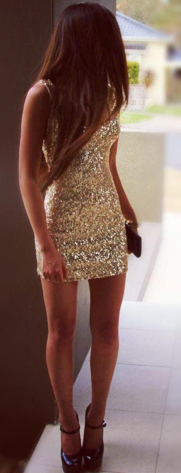 Vestidos de Noche muy lindos y elegantes - Vestidos Mania