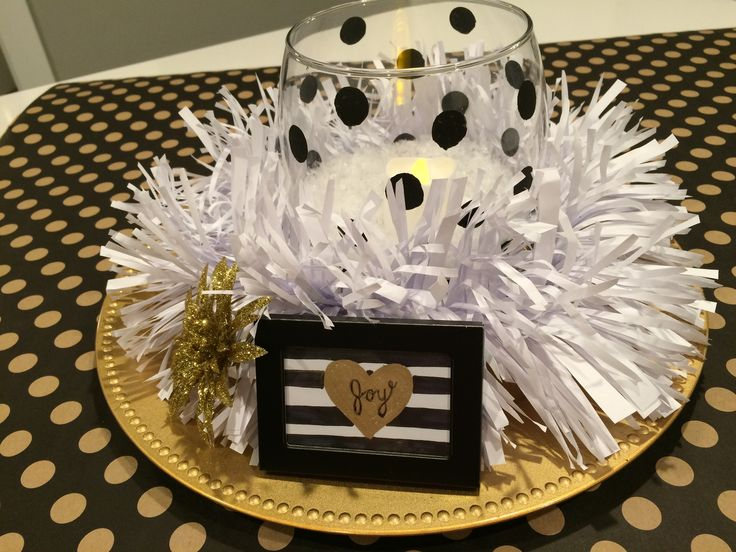 Gold And White Christmas Table Decorations 49 best women's christmas tea images on pinterest | centerpiece