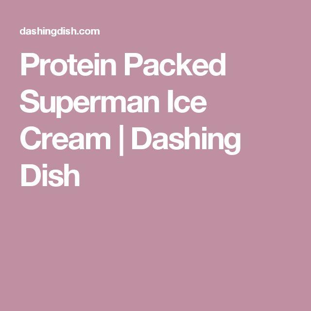 about Superman Ice Cream on Pinterest   Blue Moon Ice Cream, Ice Cream ...
