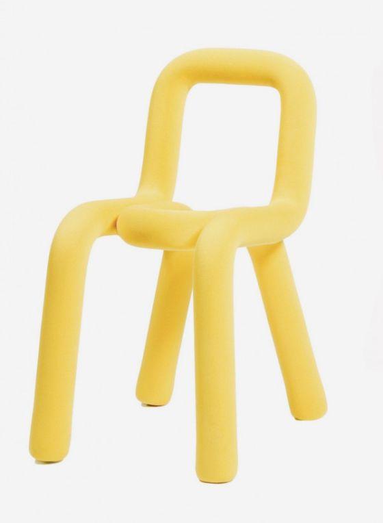 Big - Game design studio - Bold chair yellow
